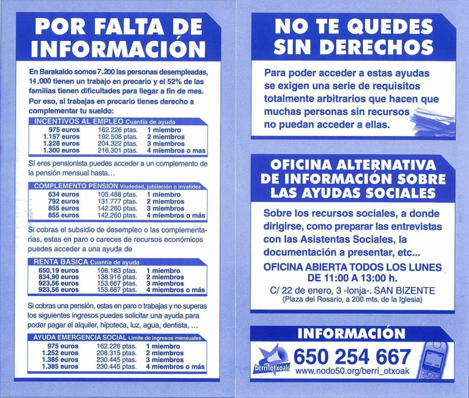 Barakaldo digital la oficina de informaci n sobre ayudas for Oficina informacion