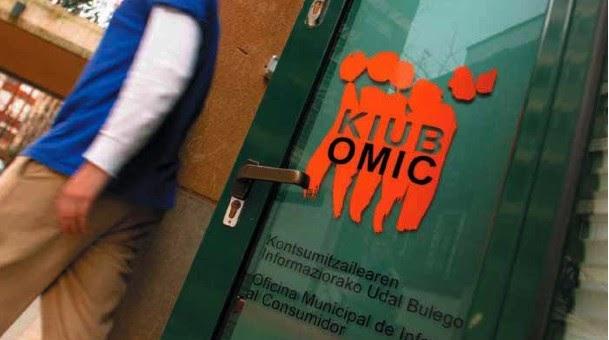 Barakaldo digital barakaldo recibe euros de for Oficina consumidor barakaldo