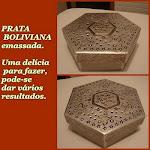 Prata Boliviana Emassada (clique e veja maior)