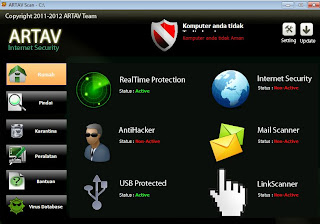 artav 2.5 internet security update terbaru download link