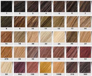 pour les cheveux blonds - Claircir Les Cheveux Colors