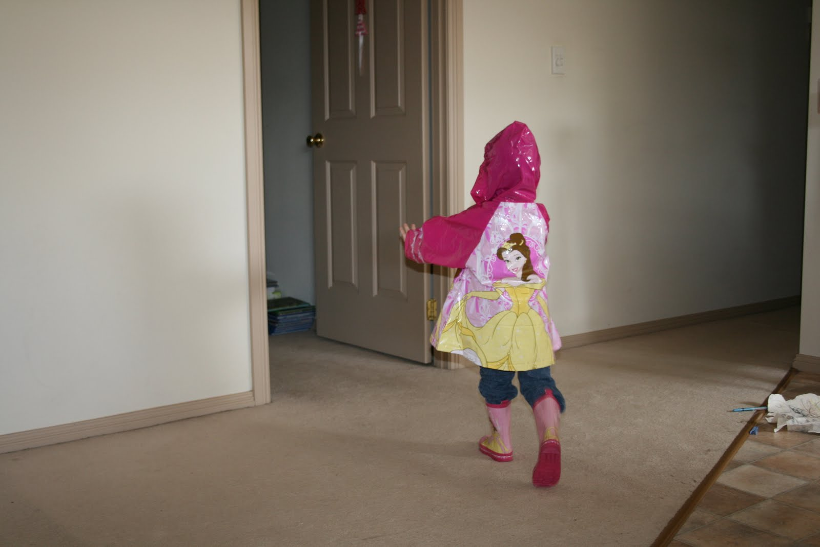 Disney princess raincoat in Baby  Kids' Outerwear - Compare