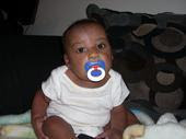 Dathan at 6 months