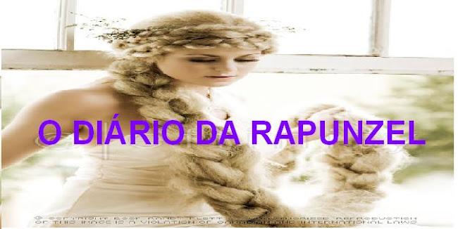 O DIÁRIO DA RAPUNZEL