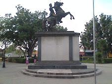 Plaza Bolívar de los Guayos, Edo. Carabobo