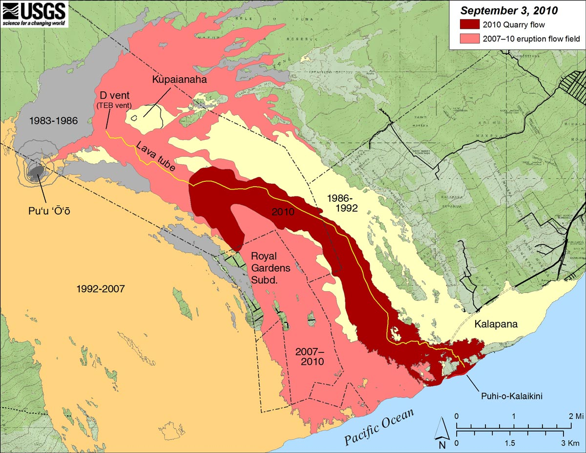 HAWAIIAN LAVA DAILY HVO and USGS contribute greatly to our