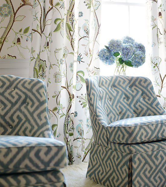 Thibaut Fabrics And Wallpapers: Library Of Inspirational Images: Fabrics