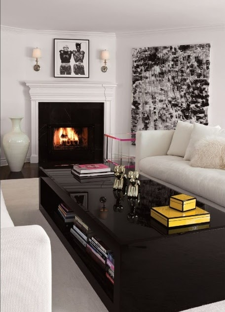 Carrie Livingston : VT Interiors - Library of Inspirational Images: yellow accent