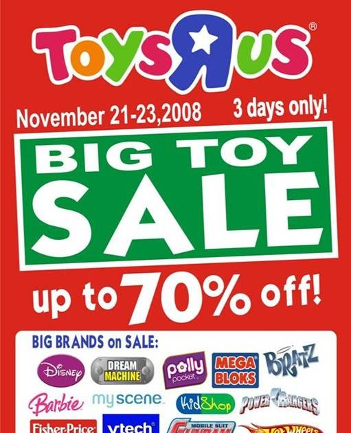 Toys R Us Food : Toys r us big toy sale up to off azrael s
