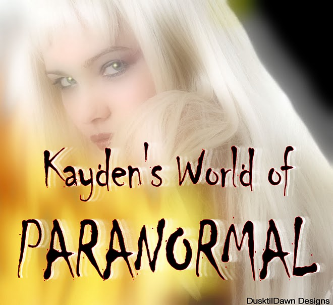 Kayden's World of Paranormal