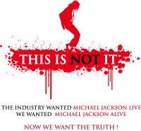 This is Not It, logo, tini, michael jackson, rouge, blanc, moonwalk,