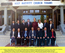 TERAWI CATHOLIC COMMUNITY PASTORAL COMMITTEE, 2006 - 2008
