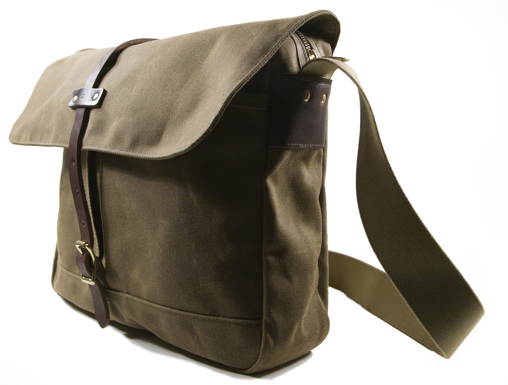 Introducing The Archival Clothing Field Bag