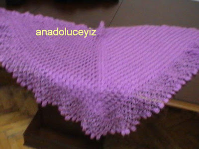 Lace Shawl - Knitting Daily