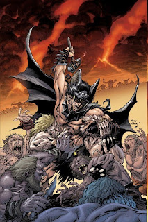 La muerte en los comics Regreso+1