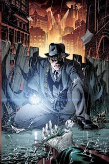 La muerte en los comics Regreso+5