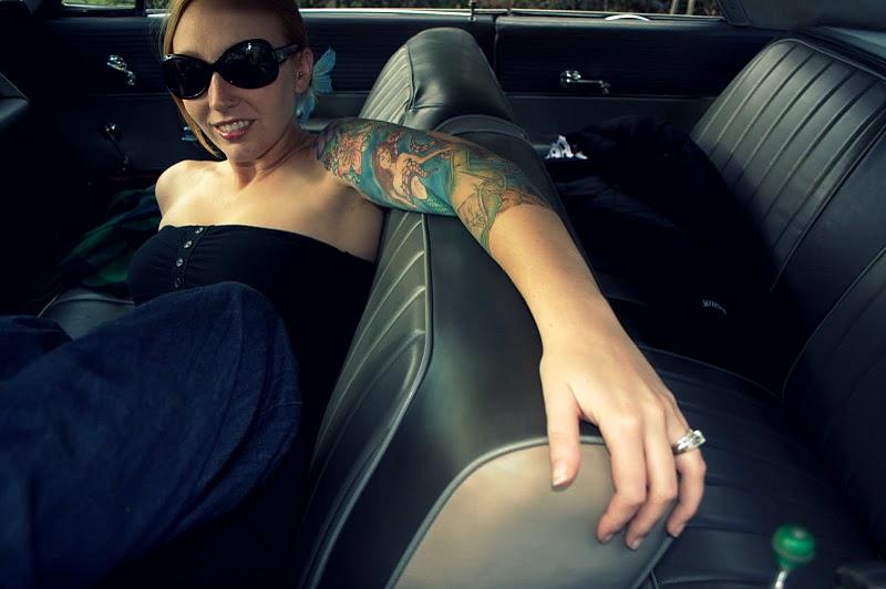 Favorite tattoo: Diamonds on my feet