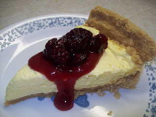The Original Cheaty Cheesecake