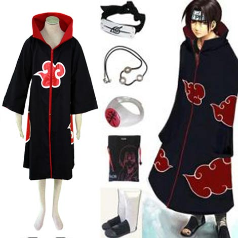 Naruto Accessories 6 Setsclass=cosplayers