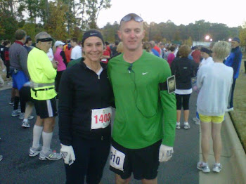 Inagural Soldier Marathon and 1/2 Marathon