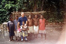 En la selva de  Camerun
