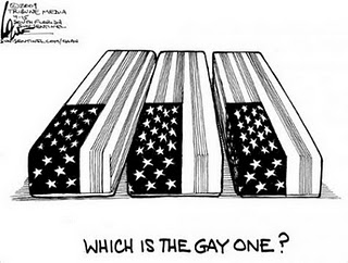 Gays In The Military....