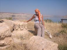 Arkeoloji bir aşktır. Aşk yoksa taştan öte bir şey değildir buluntular