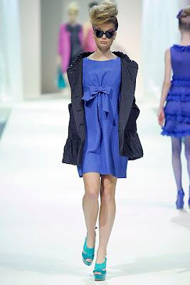 Liz Blair's art and fashion: Moschino Spring 2009 Collection