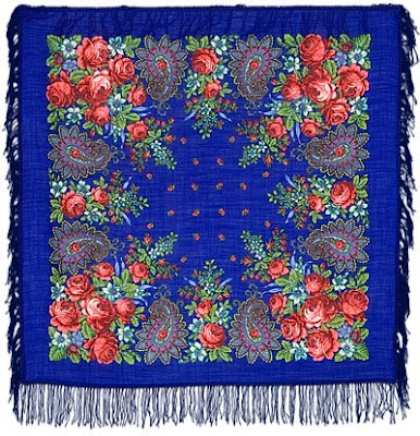 Russian folk art hohloma