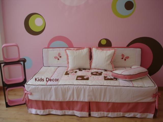 Decoraci n de cuartos infantiles decoracion de cuartos - Decoraciones habitaciones infantiles ...