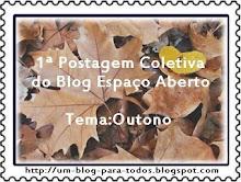 Obrigado aos amigos do blogue Espaço Aberto!