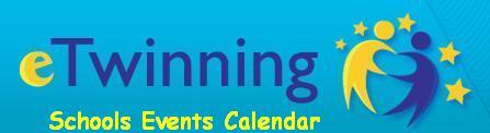 Schools Events Calendar