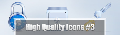 High Quality Icons #3 by Ahmad Hania