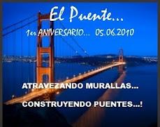 """Recuerdo del 1º Aniversario del Blog """"El Puente"""""""