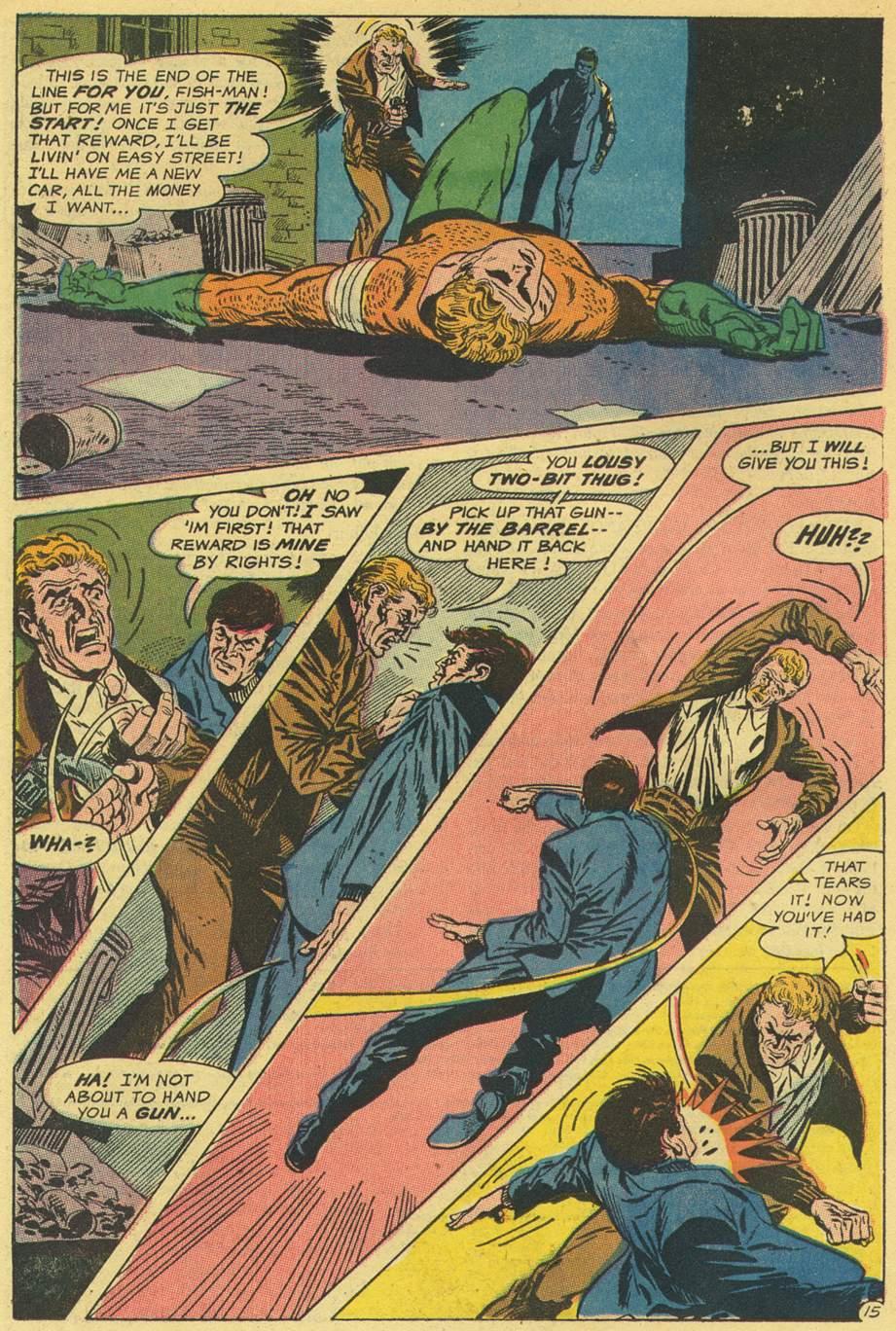 Aquaman (1962) Issue #44 #44 - English 22
