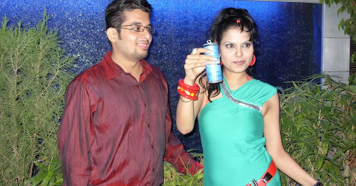 Gulshan Sharma celebrating her success with new energy drink Toofan
