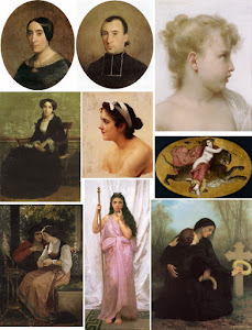 2011 Free Collage Sheet Vintage Bouguereau Mix