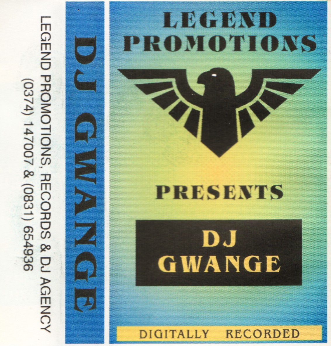 DJ Gwange - New Creation / Vinyl Paradise