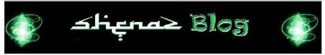 shenaz blog