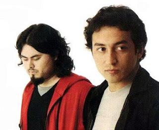De izq. a der. Manuel Orellana y Rodolfo Lucca