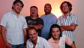 Arriba: Pipo, Pucho, Walter y Sebastián. Abajo: Mauro y Juanjo