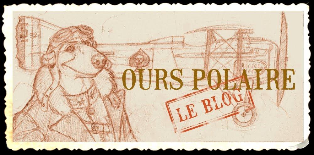 Ours polaire, le blog