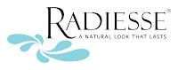 Radiesse logo withtagline