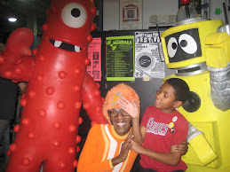 Nicky Meets Yo Gabba Gabba