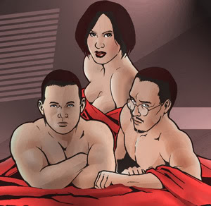 inbedwithnikkiandcarl ... and strangling his fiancee's daughter to fulfill a sexual fantasy.
