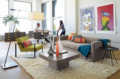LDESIGN Coffee Tables - Cb2 element coffee table