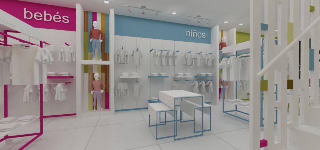 Muebles Para Negocio De Ropa Hogar, Muebles y Jardín  - imagenes de muebles para tiendas de ropa