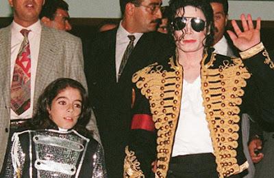 Reinkarnasi , Michael Jackson Terlahir Kembali