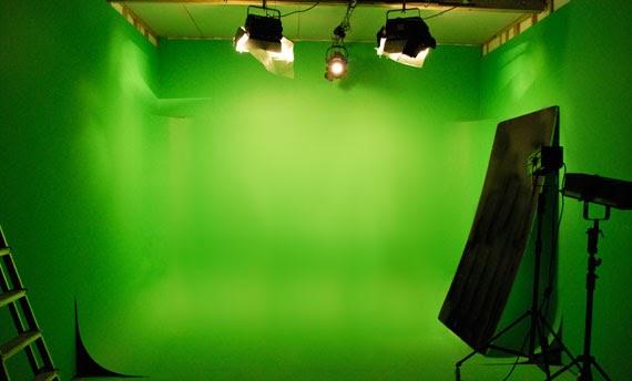 Calum's Documentary: Green screen testing