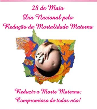 Resultado de imagem para dia internacional de luta contra a mortalidade materna